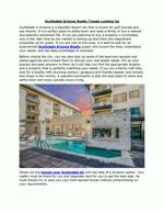 Scottsdale Arizona Realty Trends Looking Up