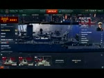World of Warship (batalla naval)