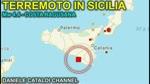 Terremoto in Sicilia - Mw 4.4 - Scossa avvertita anche in Calabria