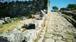 Antica Norba - Parte Seconda - La strada principale della città