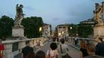 Roma - Ponte Sant'Angelo e il Fiume Tevere - 7 Giugno 2019
