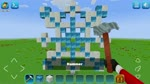 REALMCRAFT || ❄️ Snowflake Build ❄️ || SEEDS || Free Minecraft Style Game game tutorial