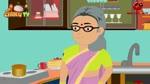 ಅಜ್ಜಿಯ ಮನೆ _ Chiku Tv Kannada _ Cartoon in kannada _ Horror Story _ Kannada Story