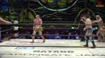 Bokutimo Dragon, Ryo Saito & Punch Tominaga vs. Shuji Kondo, Kagetora & Yosuke ♡ Santa Maria