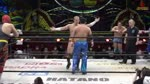 Diamante, HipHop Kikuta & Dia Inferno vs. Ryo Saito, Bokutimo Dragon & Punch Tominaga