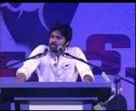 Pawan Kalyan's Powrful Speech at Visakha
