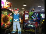 Ash Goes To Chuck E. Cheese's #3