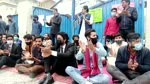 PoK: Students demonstrate after universities charge fees without classes