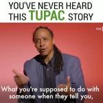 Tupac Shakur story you never heard of