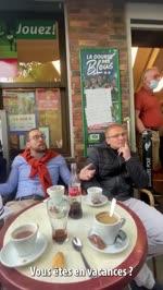 Damien Rieu et Eric Dupont Moretti