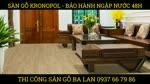 Sàn gỗ Kronopol D4581 8mm