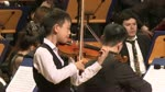 Butterfly Lovers Violin Concerto, Violin Soloist Gu Geyu, (age 11, 2019)
