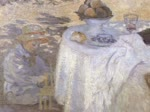 Descubriendo la historia Claude Monet y Miro