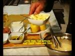 Frittelle di mele - Italian recipe with English subtitles