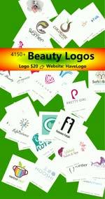 4150+ Beauty Logos, Logo Inspiration, Wix Logo Builder, Logo Design Angus, Freelogodesign