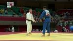 東京オリンピック2021 柔道81キロ級 パーシバル vs F. デウィット
