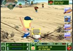 Green Monsters vs. Montana Floss (Multiplayer Backyard Baseball Season 7, Week 6)
