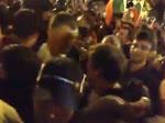 Протест 23.07.2013 полицаи пребиха протестиращите част 1