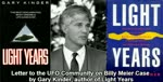 Letter to the UFO Community on Billy Meier Case by Gary Kinder