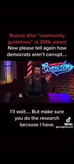 The democratic party is a walking contradiction
